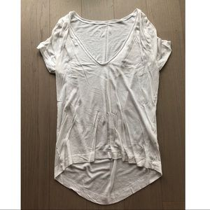Zadig and Voltaire • White Tee